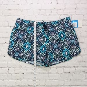Columbia Shorts - Columbia Blue Cool Coast Shorts